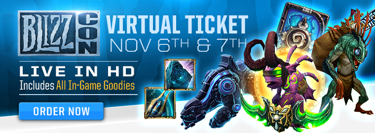 blizzcon 2018 in game loot