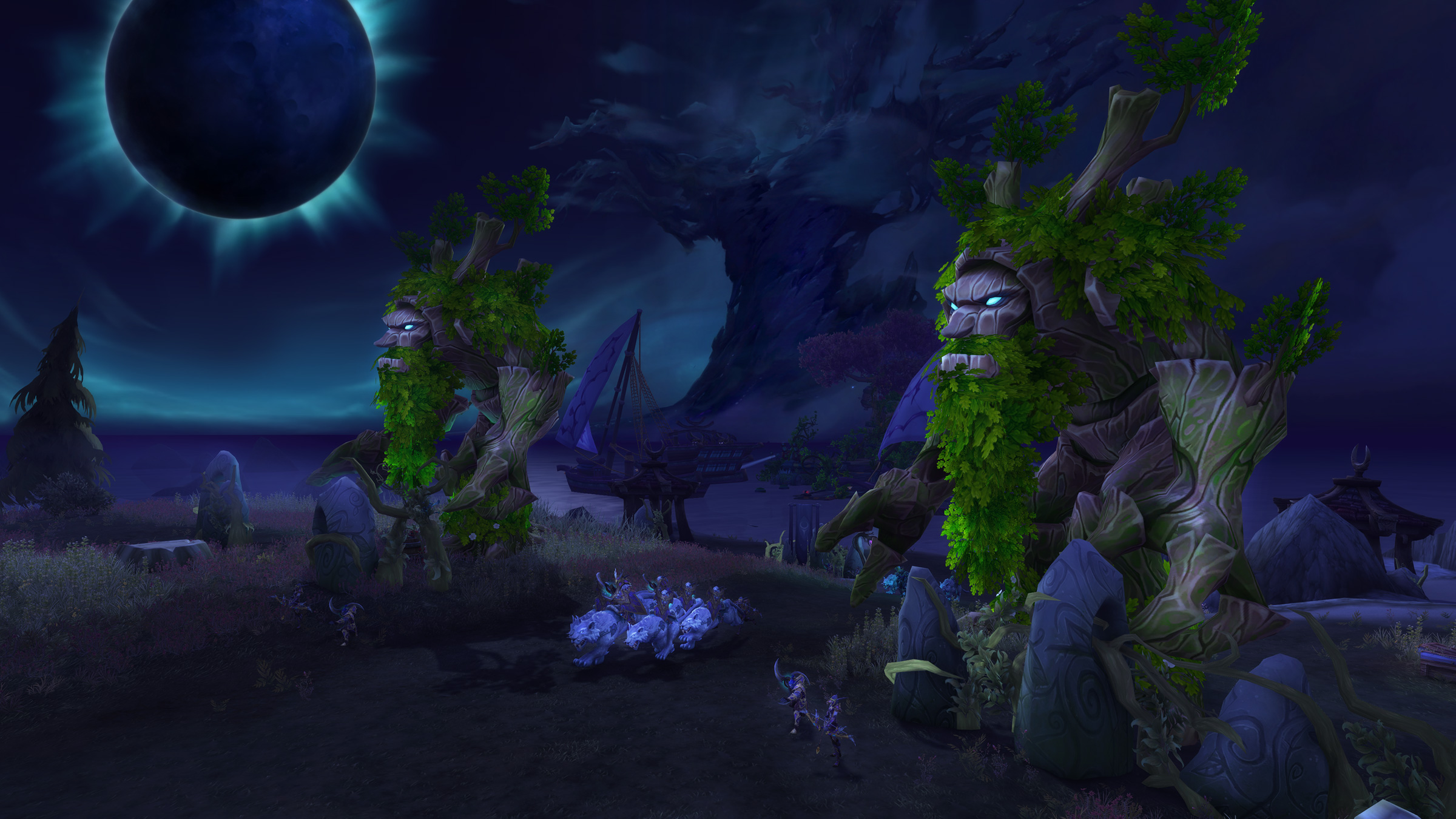 Preview: New Warfront — Battle for Darkshore — World of