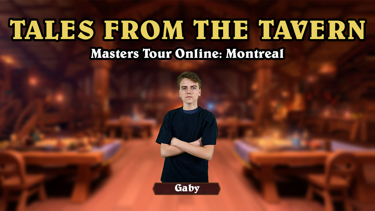 Tales from the Tavern: Gaby
