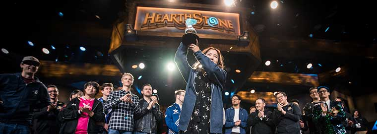 Le Hearthstone Global Finals riscrivono la storia