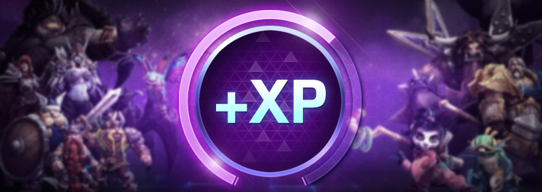 50% XP Bonus Event Incoming!