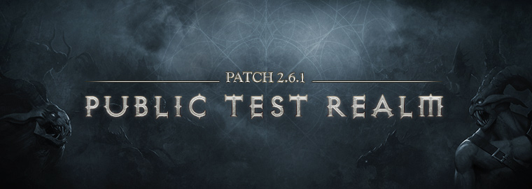 Patch 2.6.1 PTR Patch Notes
