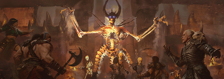 How We're Making DIABLO® II: RESURRECTED™ More Accessible to Everyone
