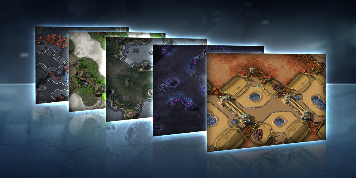 New Ladder Maps for 2019 Season 4