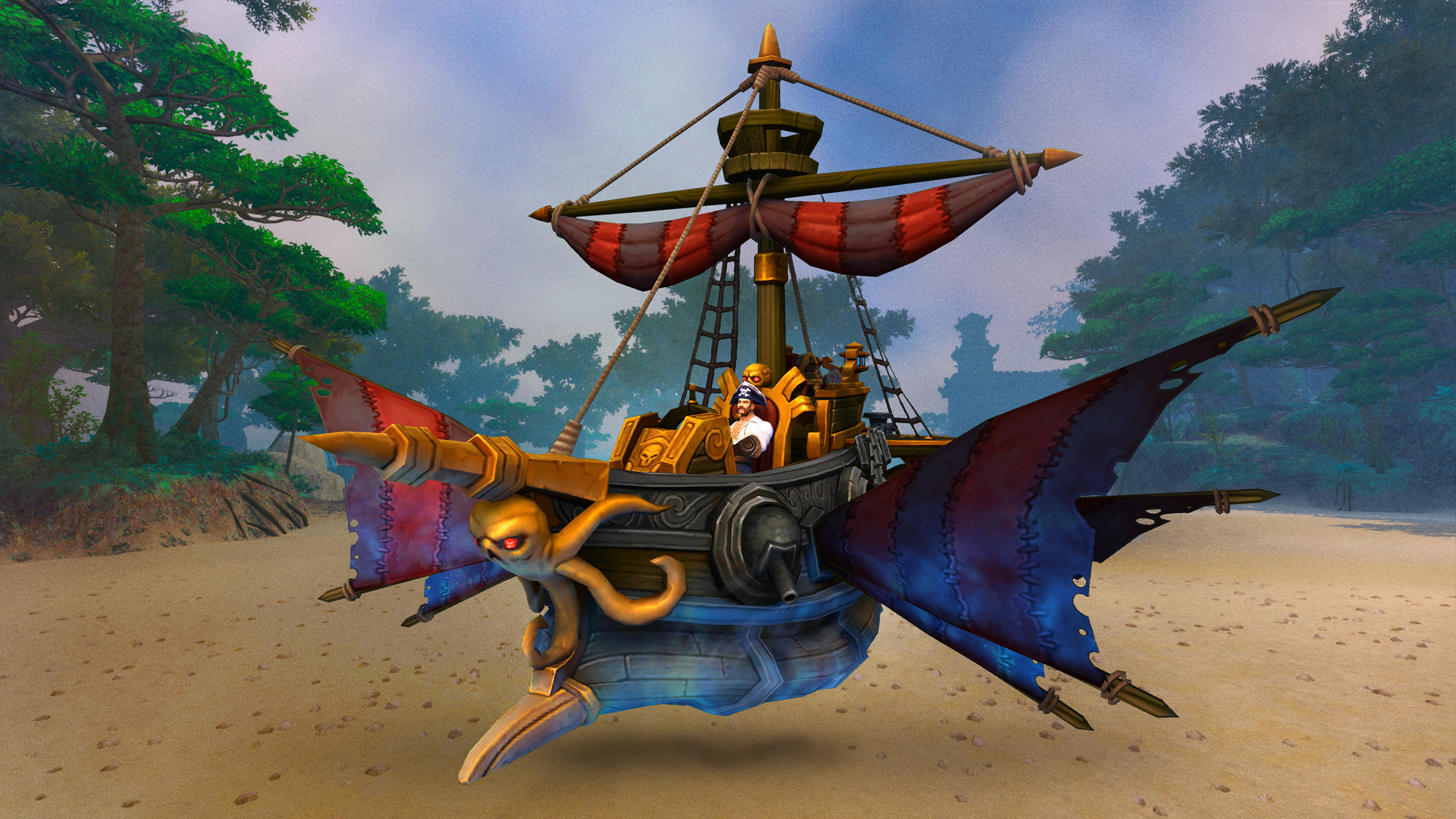 Now Available! The Dreadwake Mount Returns to the Harbor