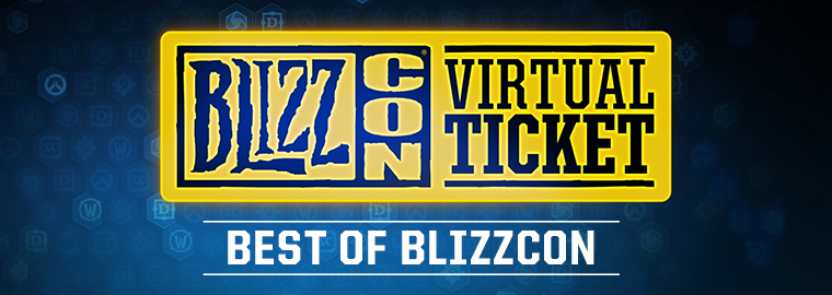"BlizzCon Season Kicks Off with ""Best of BlizzCon"" Videos, Programming Reveals, and a Bonus Blizzard Infographic"