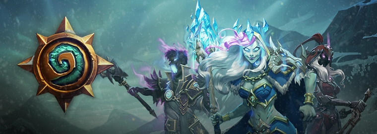 Hearthside Chat with Matt Place: Death Knight Hero Cards