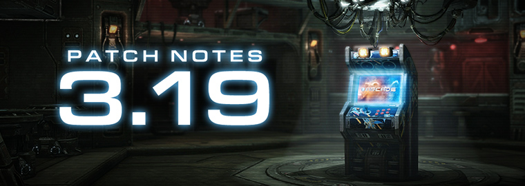 StarCraft II Legacy of the Void 3.19.0 Patch Notes