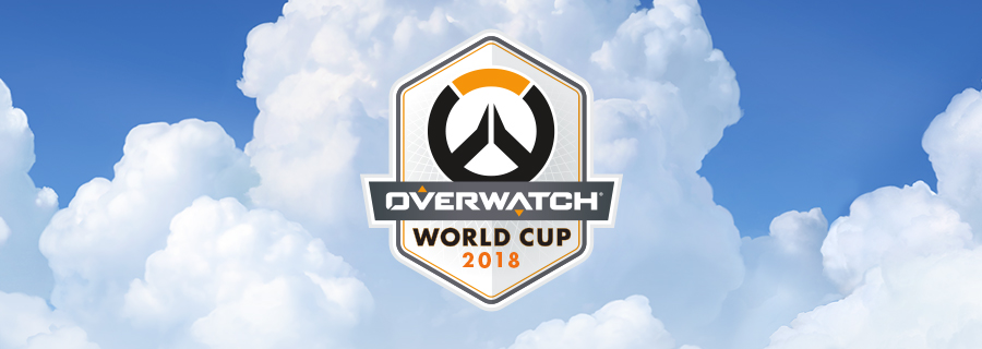 Ankündigung des Overwatch World Cup 2018