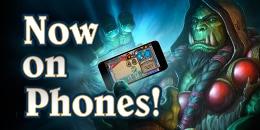HearthStone sonunda Telefonlarda !...