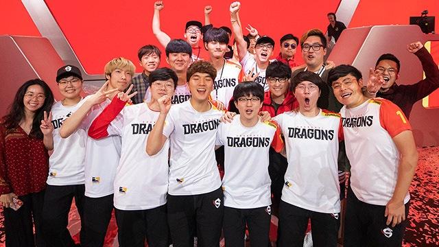 Dragons 紀元