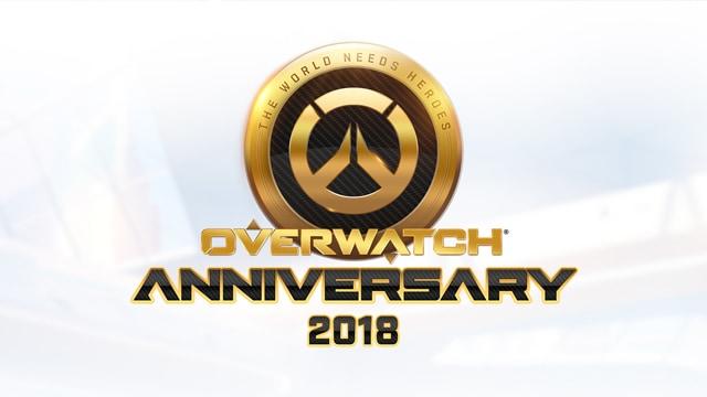 Presentación del aniversario de Overwatch el próximo sábado