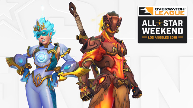 All-Star Weekend: Custom Games and Legendary Skins