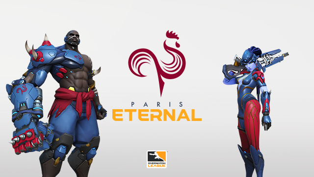 Presenting the Paris Eternal