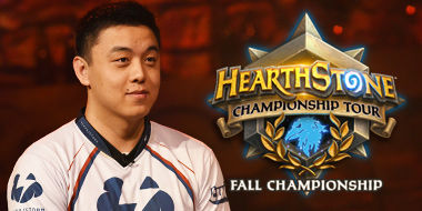 HCT Fall Championship's First Finalists Identified