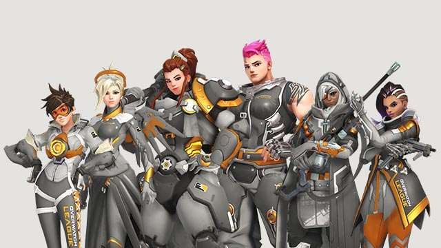 To the Women of the Overwatch League
