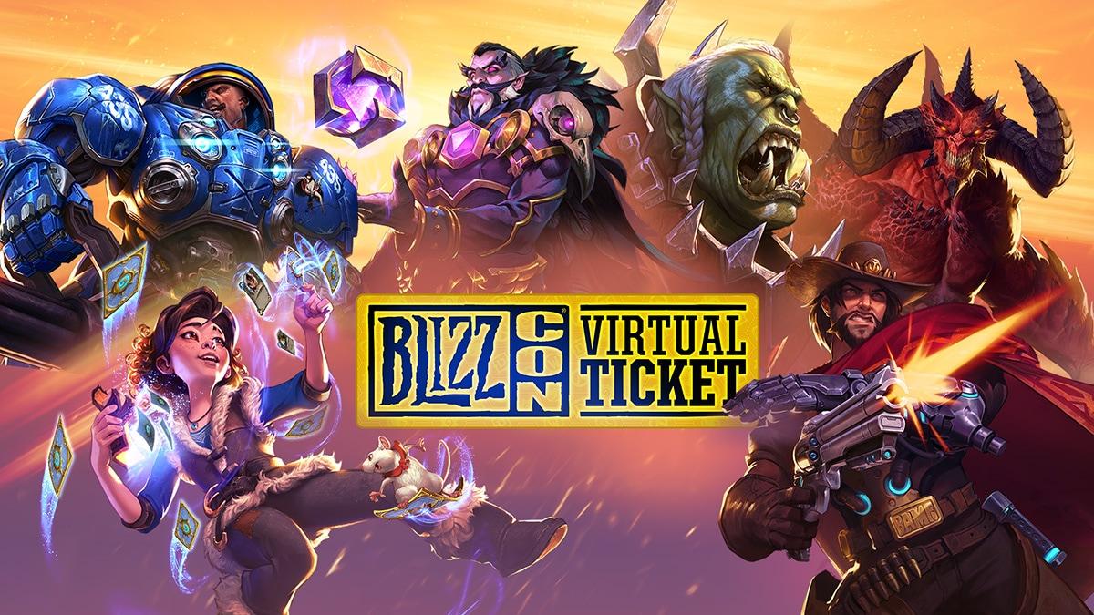 Erhaltet Die Blizzcon Demo Von Wow Classic Mit Dem Virtuellen Ticket