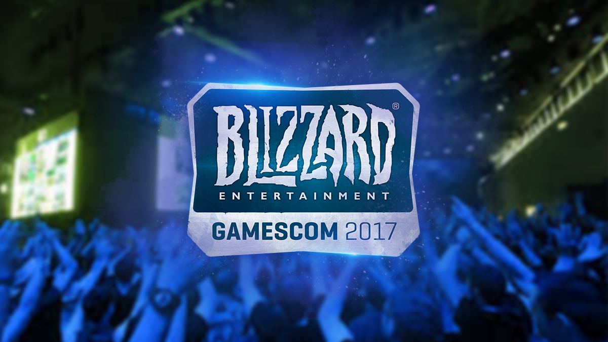 Blizzard at gamescom: Live Streamers Announced!