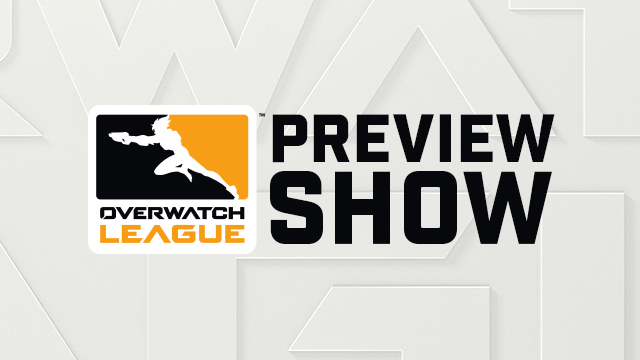 Watch the Overwatch League Preview Show