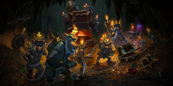 Delve Into Kobolds & Catacombs Now!