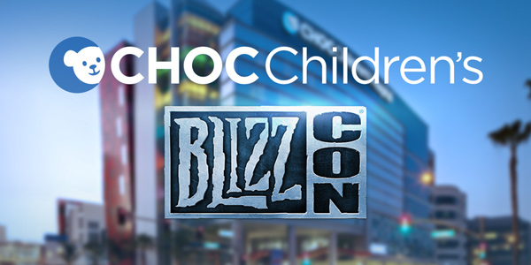 BlizzCon 2018 Benefit Dinner Tickets Sold Out