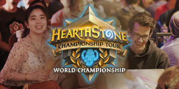Knockouts and Clever Plays Mark HCT World Championship Day 3
