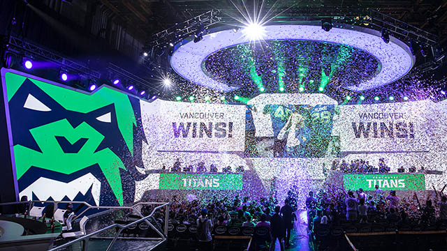 Titans Outlast NYXL to Lock up Grand Finals Spot