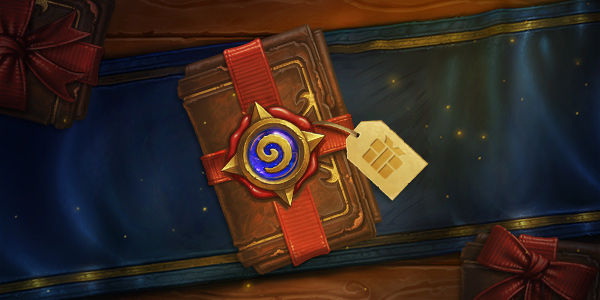A Hearthstone Gift From Us!