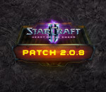 StarCraft II: Heart of the Swarm Yama 2.0.8 Notları