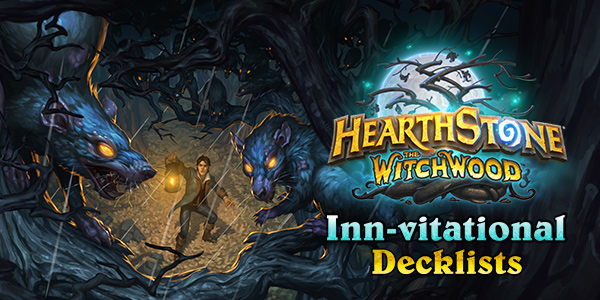 Try Out The Witchwood Inn-vitational's Decks!