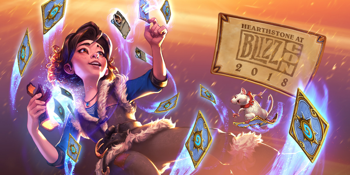 Hearthstone ve BlizzCon® 2018