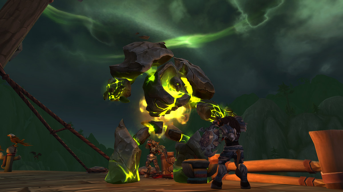 The Tomb of Sargeras Now Live!