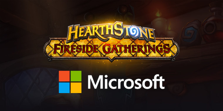 Join us by the hearth at a Microsoft Store Fireside Gathering!