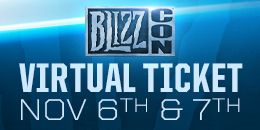 BlizzCon® 2015 Virtual Ticket hediyeleri belli oldu...