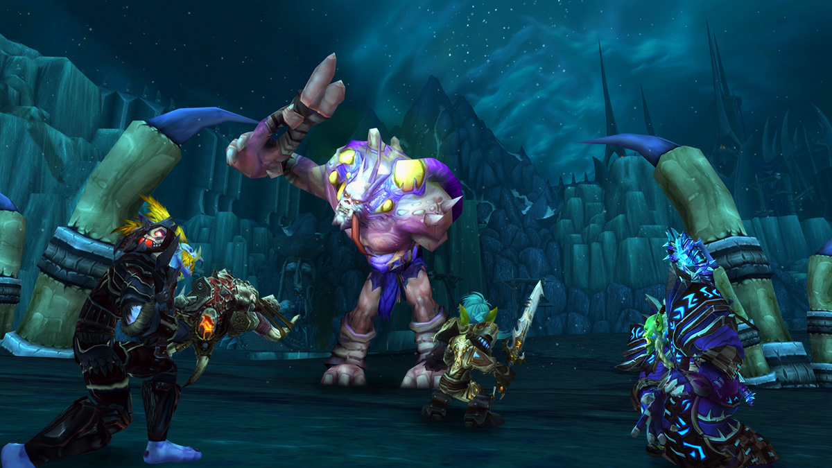 Wrath of the Lich King-Zeitwanderung