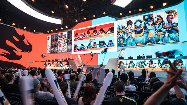 Playoffs, semaine 1 : Le meilleur d'Overwatch