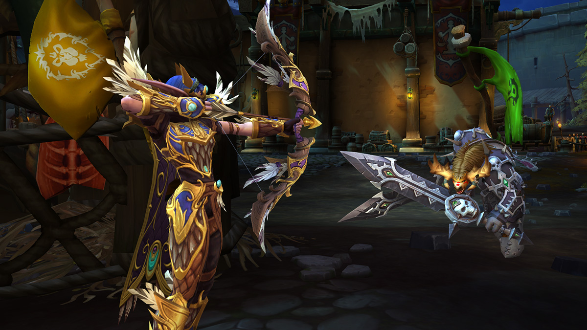 Battle for Azeroth PvP Season 2 Has Begun