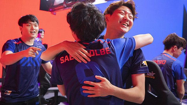 Titans, NYXL Stay Undefeated for Top-Seeds Showdown
