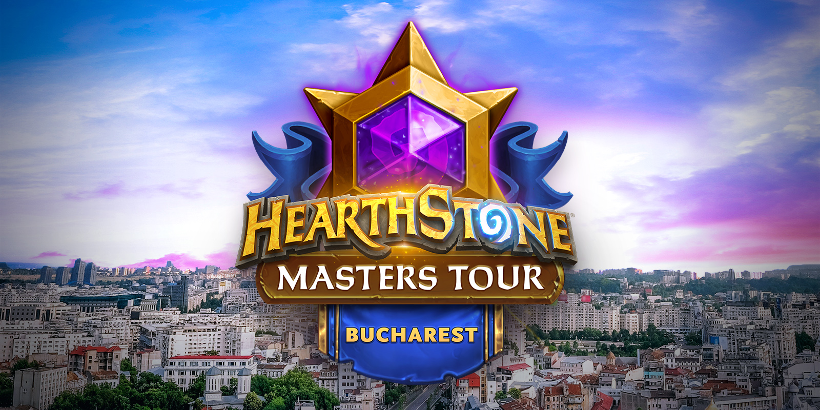 Announcing Masters Tour Bucharest - Hearthstone