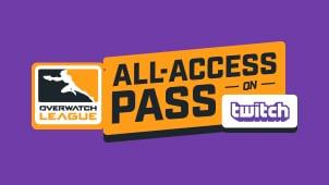 Обновление: пропуск All-Access на Twitch