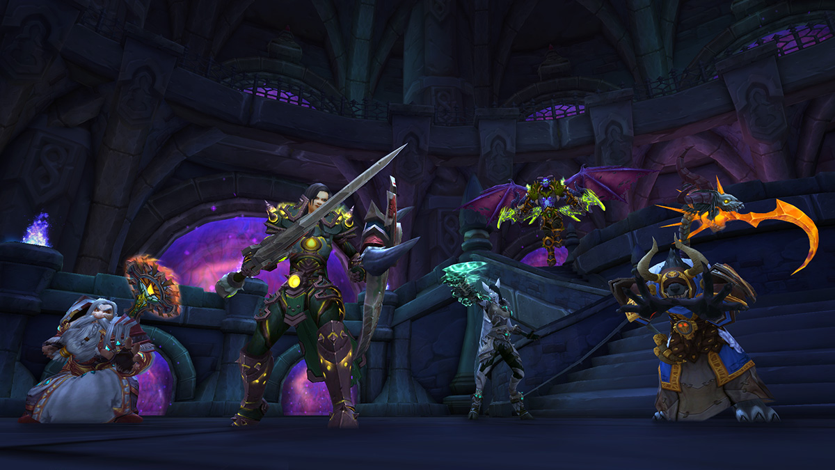 The Mythic Dungeon Invitational Proving Grounds Are Here!