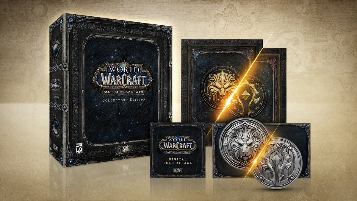 Battle for Azeroth™: Collector's Edition — World of Warcraft