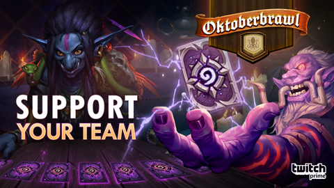 The Tavern is Open for Oktoberbrawl!