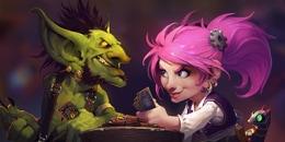 Blizzard Offical Goblin vs Gnomes web sayfasını duyurdu..