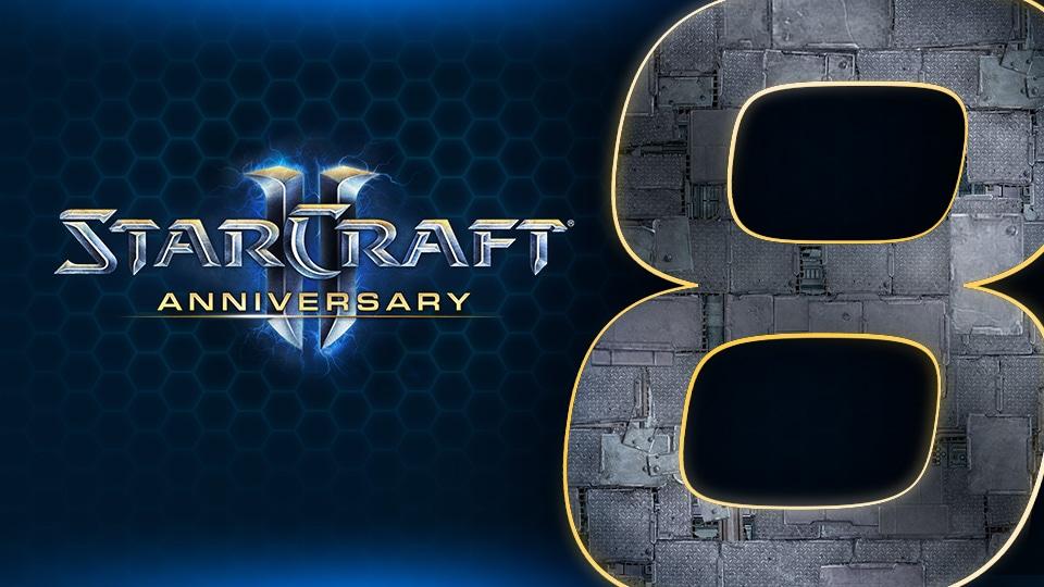 StarCraft 2 исполнелось 8 лет