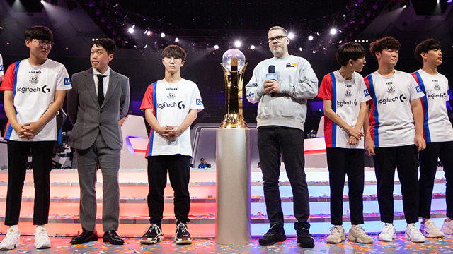 Reflecting on the Overwatch World Cup