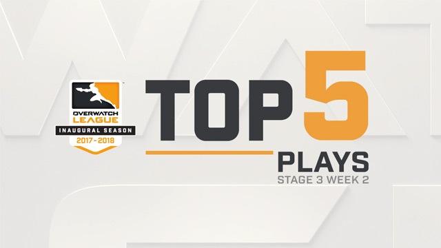 Top 5 Jogadas: Fase 3, Semana 1
