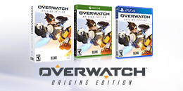 Overwatch - Origins Edition 2016 Yazında satışta !...