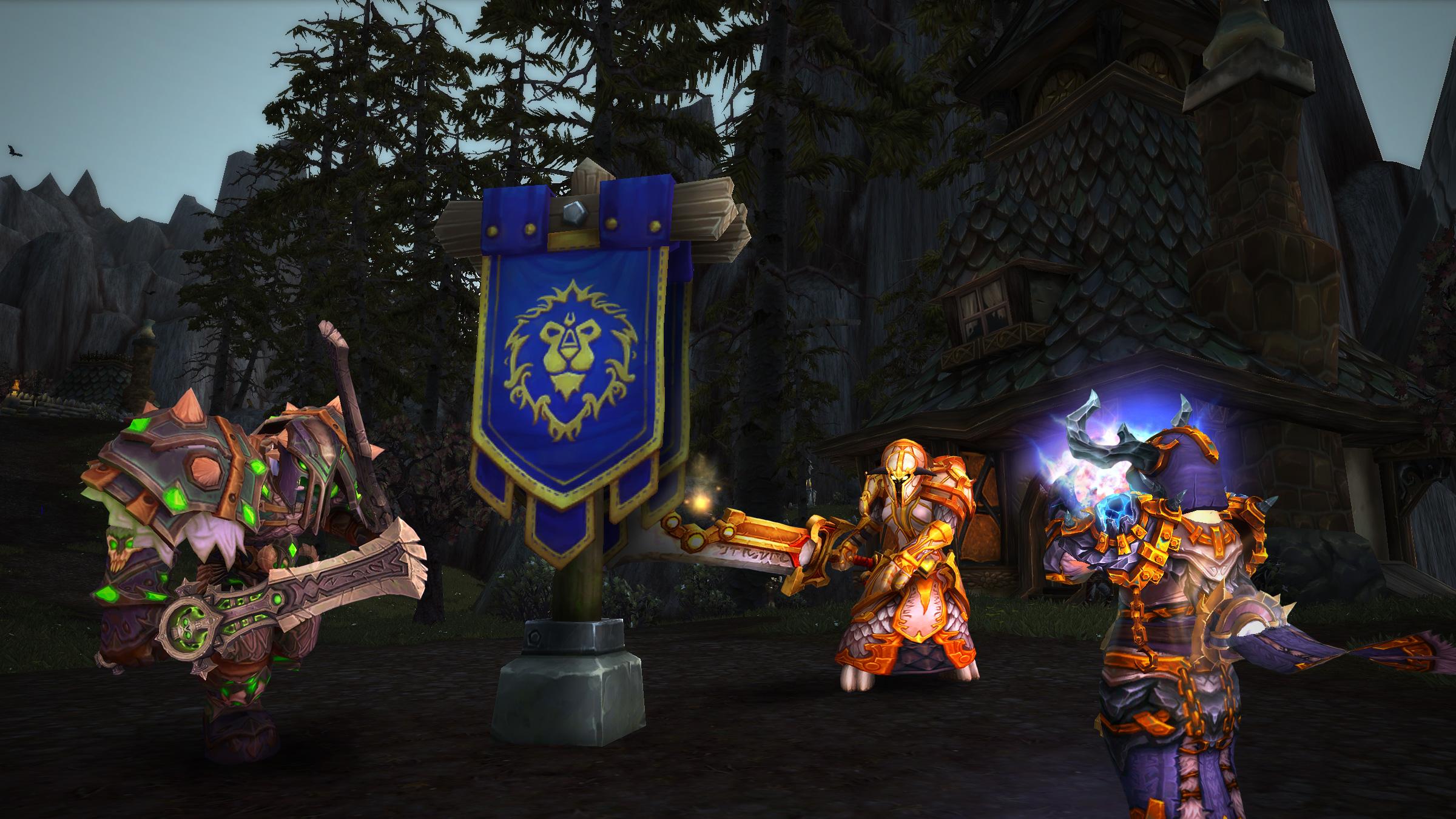 Weekly Bonus Event: Battlegrounds