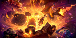 HearthStone 2. Adventure Blackrock Mountain duyuruldu !...